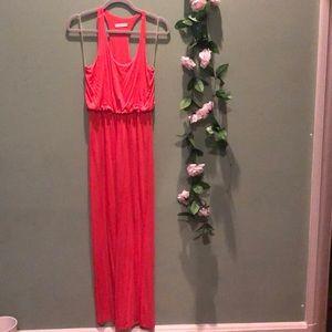 Maxi Rayon Dress